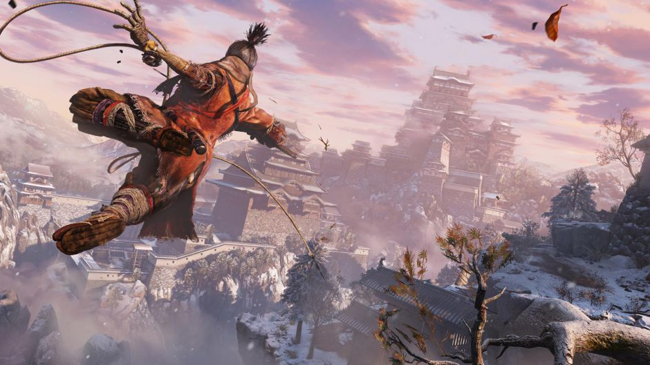 Sekiro: Shadows Die Twice en oferta para Xbox One