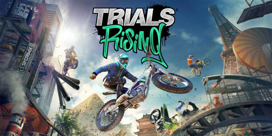Consigue Trials Rising totalmente GRATIS en Uplay