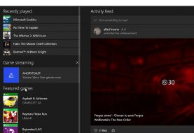 La nueva build para Windows 10 abre la posibilidad de ver juegos de Xbox 360 en PC