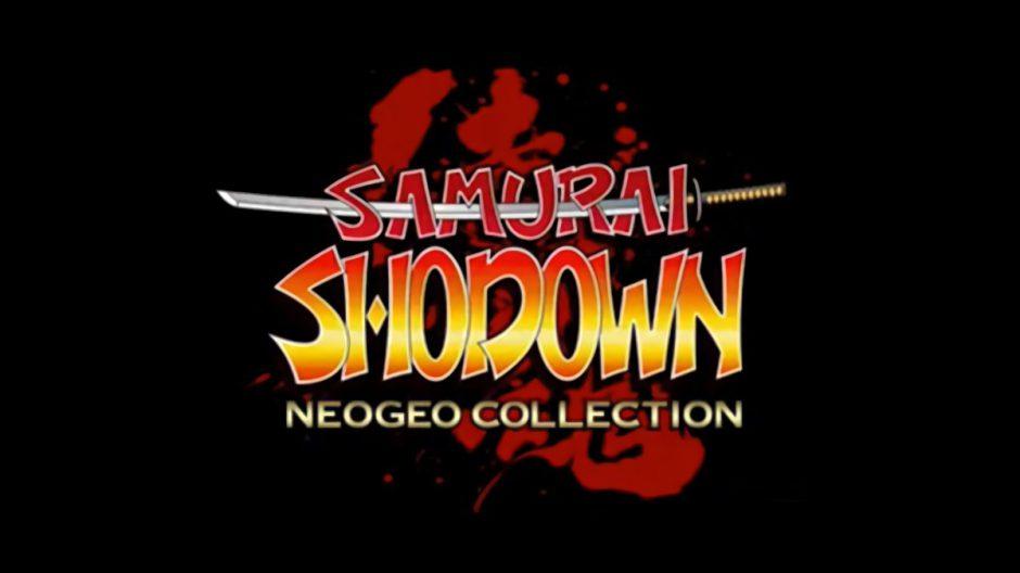 SNK anuncia Samurai Shodown NeoGeo Collection para PC y Xbox