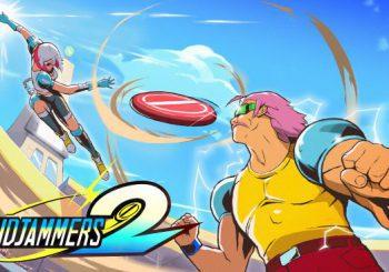 Windjammers 2 muestra su primer gameplay