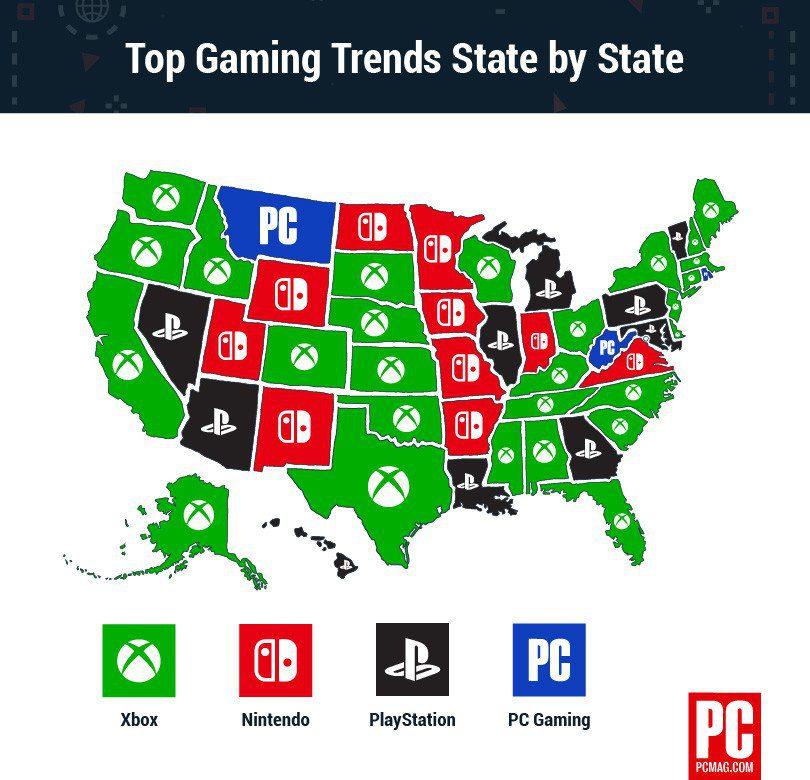 Xbox One domina EE.UU.