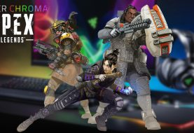 Razer Chroma ya integra efectos de iluminación en Apex Legends