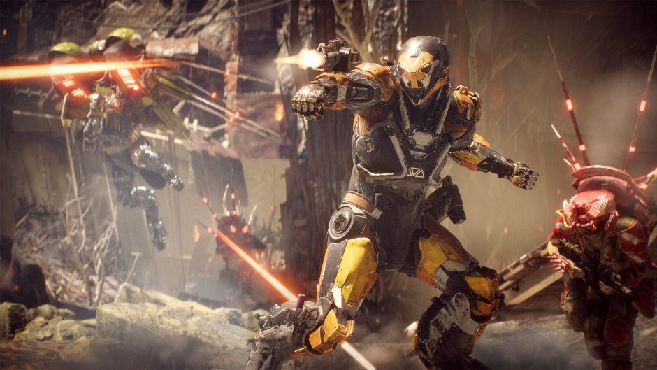 El lanzamiento de Anthem no cumplió las expectativas de EA