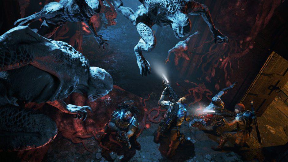 [Inside Xbox] Anunciada Gears of War: Ascendance, nueva novela que conecta con Gears 5