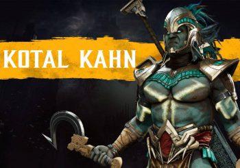 Kotal Kahn de Mortal Kombat 11, aniquilado en su propio estreno