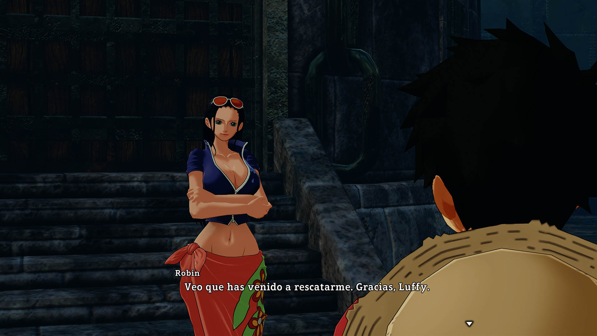 Análisis de One Piece: World Seeker 3