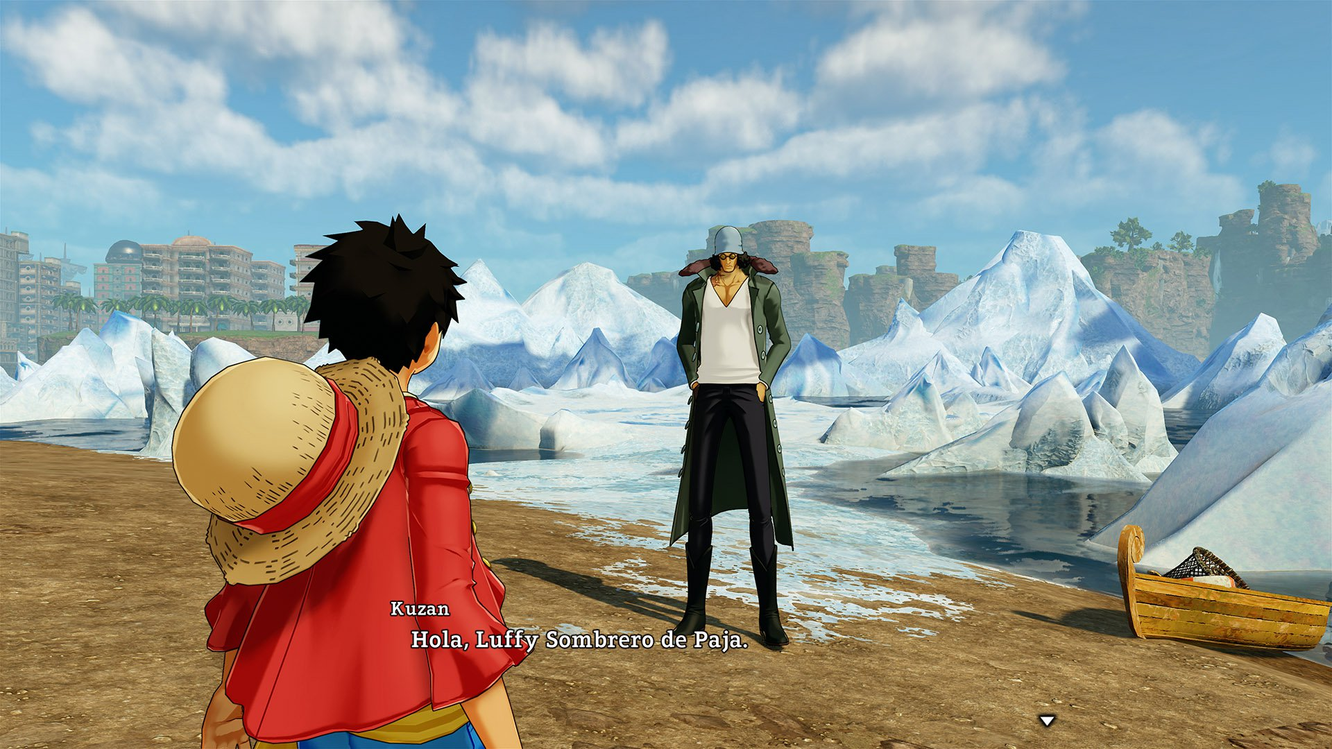 Análisis de One Piece: World Seeker 8