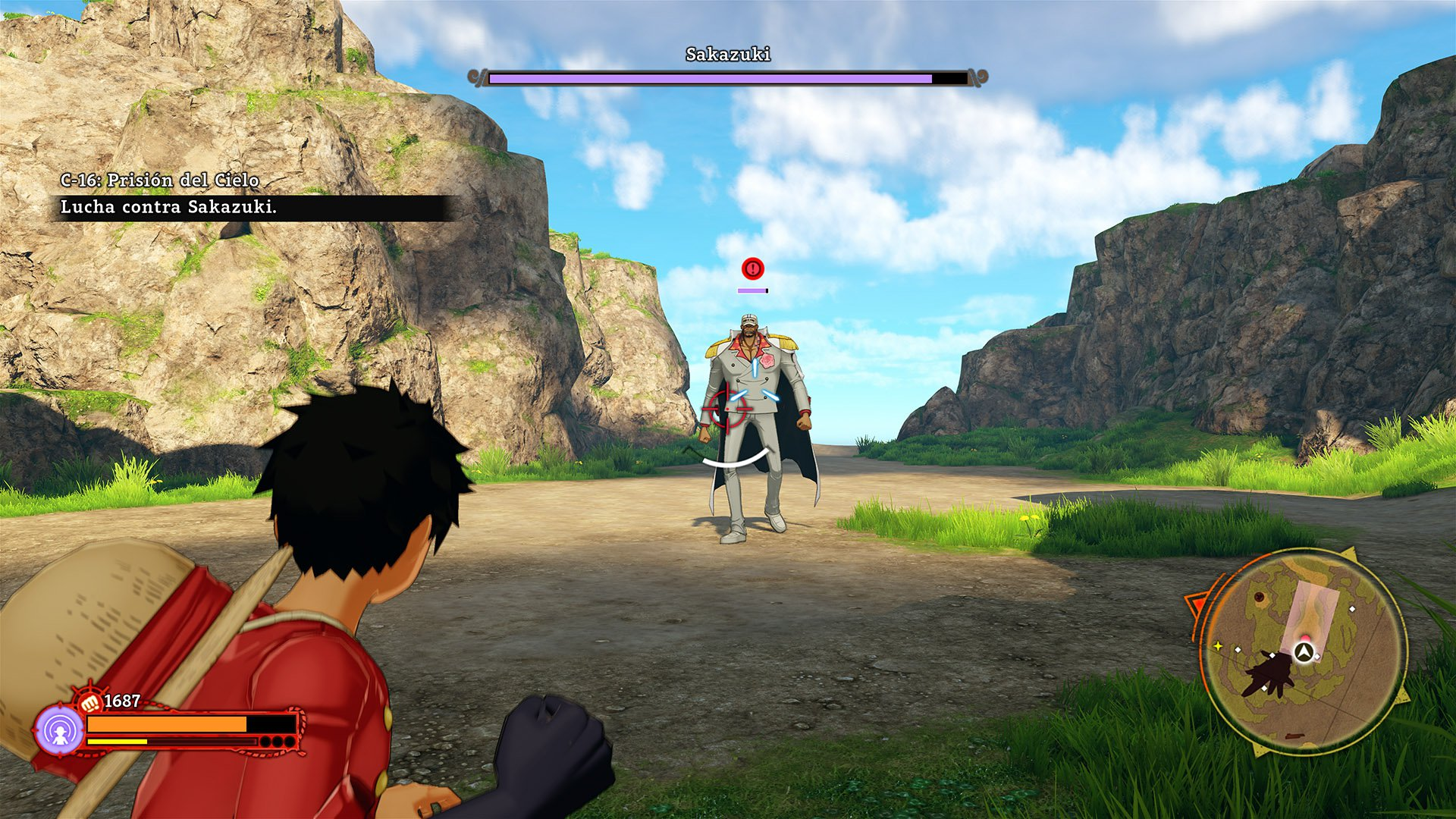 Análisis de One Piece: World Seeker 5