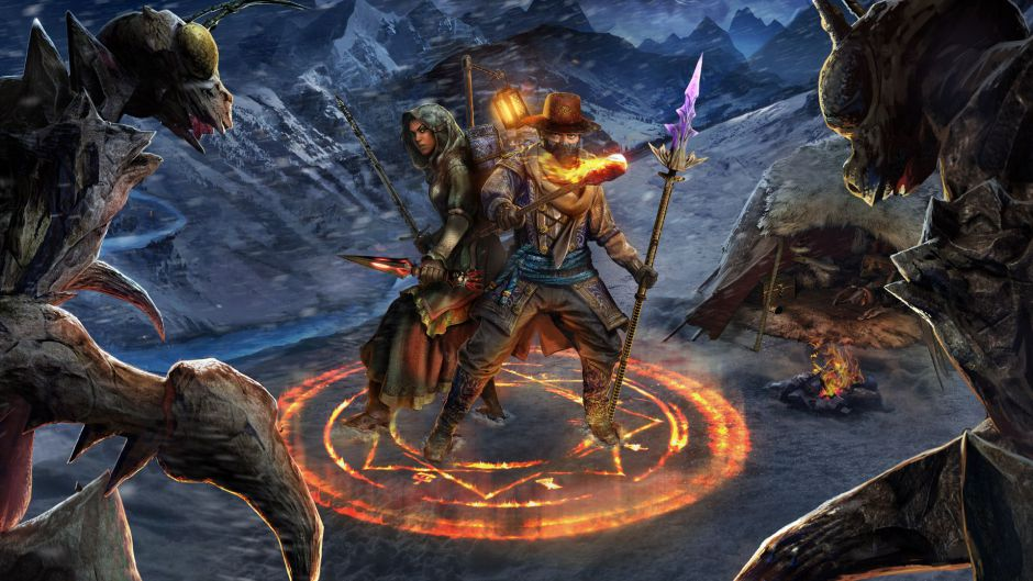 Nuevos contenidos gratuitos para Outward en Xbox One