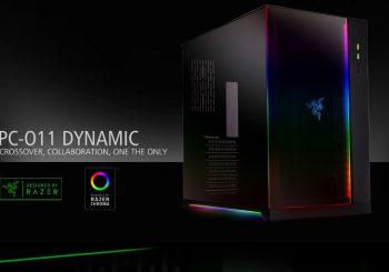 Esta caja para PC Razer, diseñada por Lian Li y Der8auer te dejará sin palabras