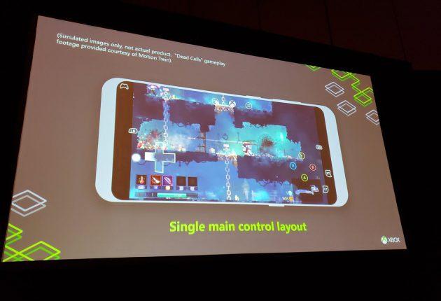 Cuphead jugado en Project xCloud. (Cortesía de Ruseel Holly)