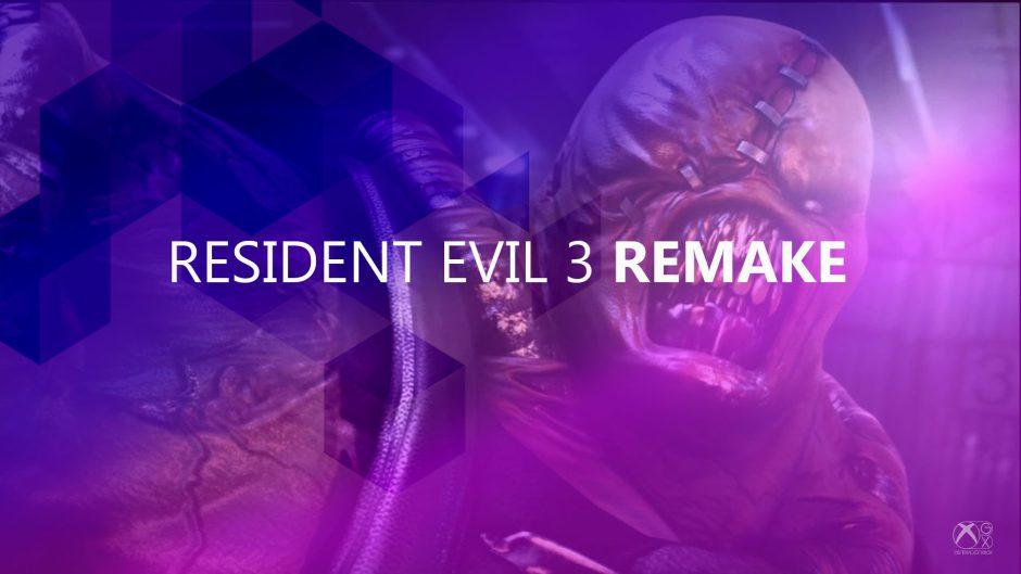 Esto es todo lo que sabemos del posible Remake de Resident Evil 3