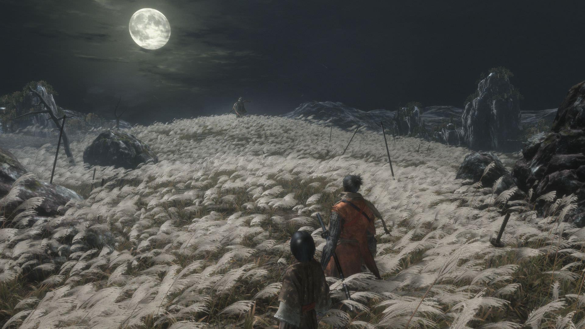 Sekiro: Shadows Die Twice, desmontando al shinobi 1
