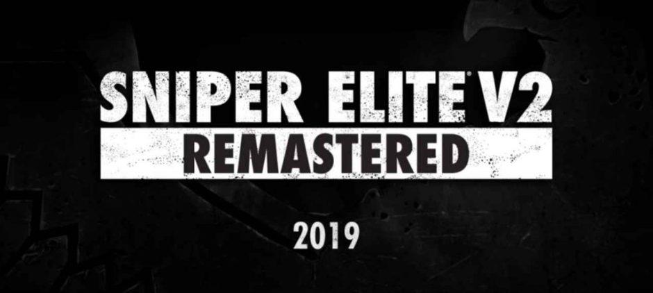Sniper Elite V2 remastered también será Xbox Play Anywhere