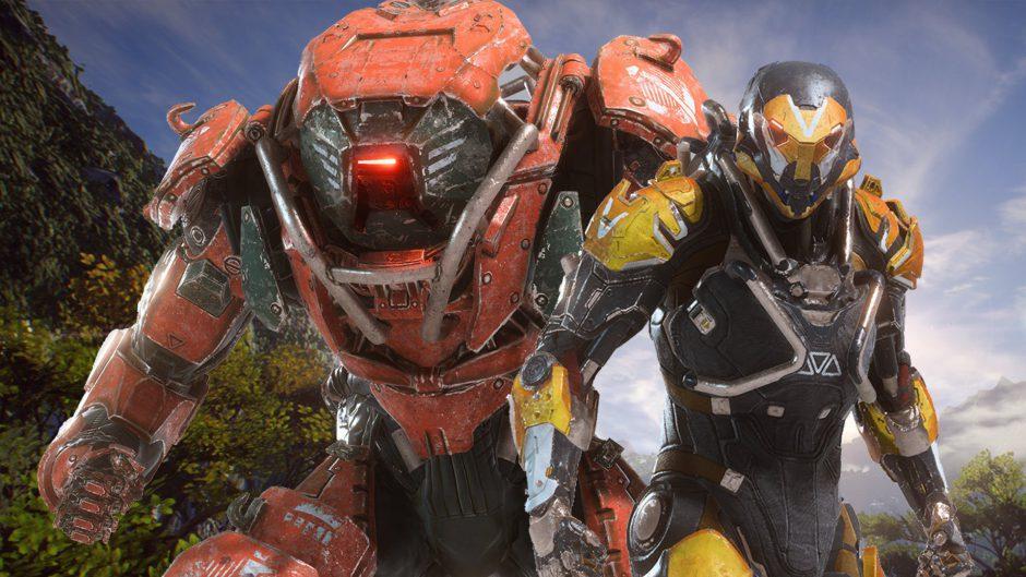 ¿Reservándose para el E3? Anthem lleva sin novedades casi un mes