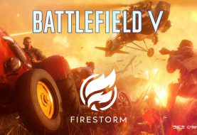 Disponible para Xbox One Firestorm el nuevo Battle Royale de Battlefield V