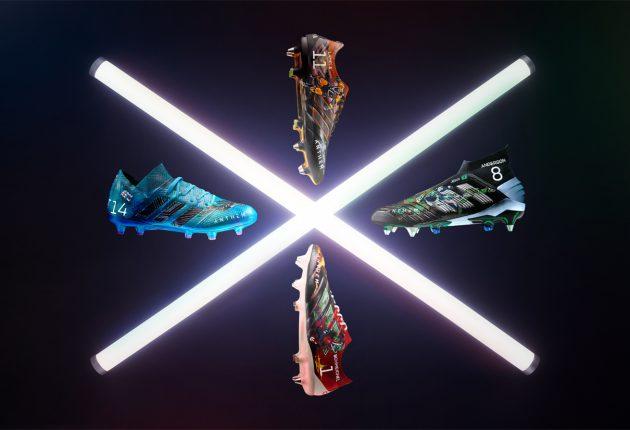 EA x Adidas