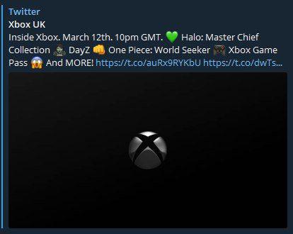 Xbox Inside marzo
