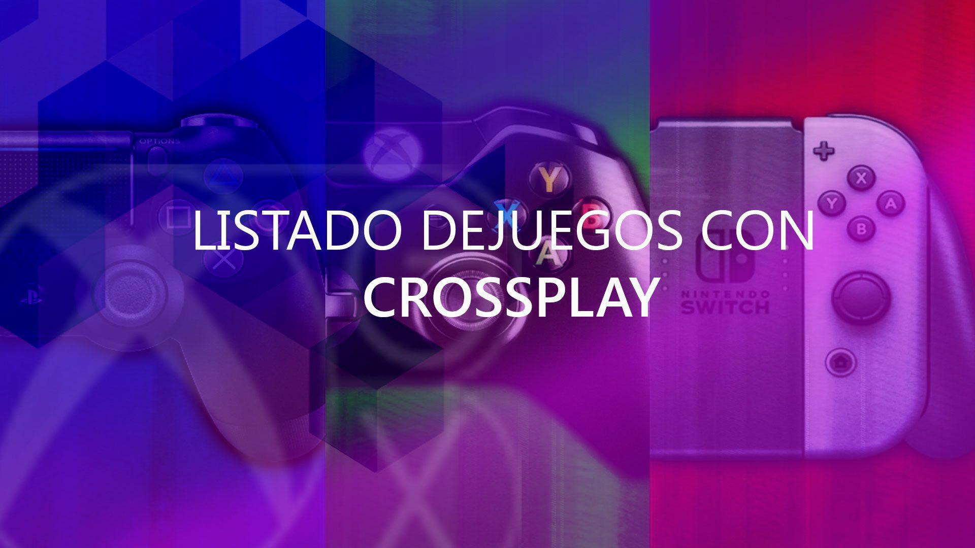 Lista actualizada: Juegos con soporte para crossplay (2019)