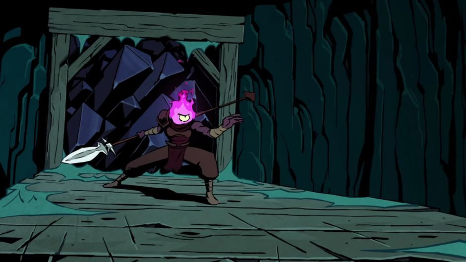 Dead Cells: The Bad Seed aparece listado en la Microsoft Store