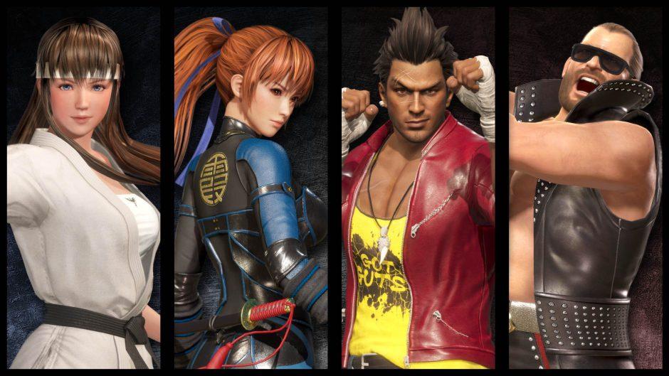 Ya disponible la versión gratuita de Dead or Alive 6: Core Fighters