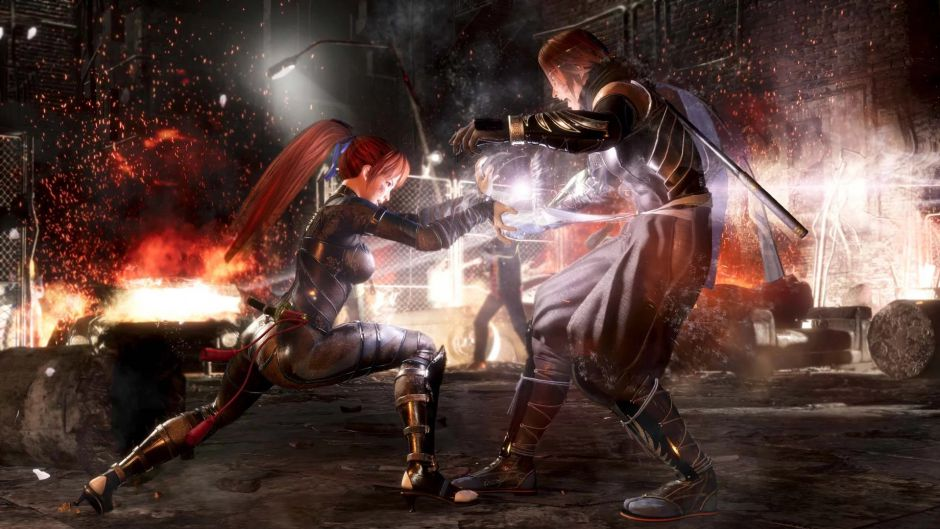Comparativa gráfica Dead or Alive 6, PS4 Pro versus Xbox One X