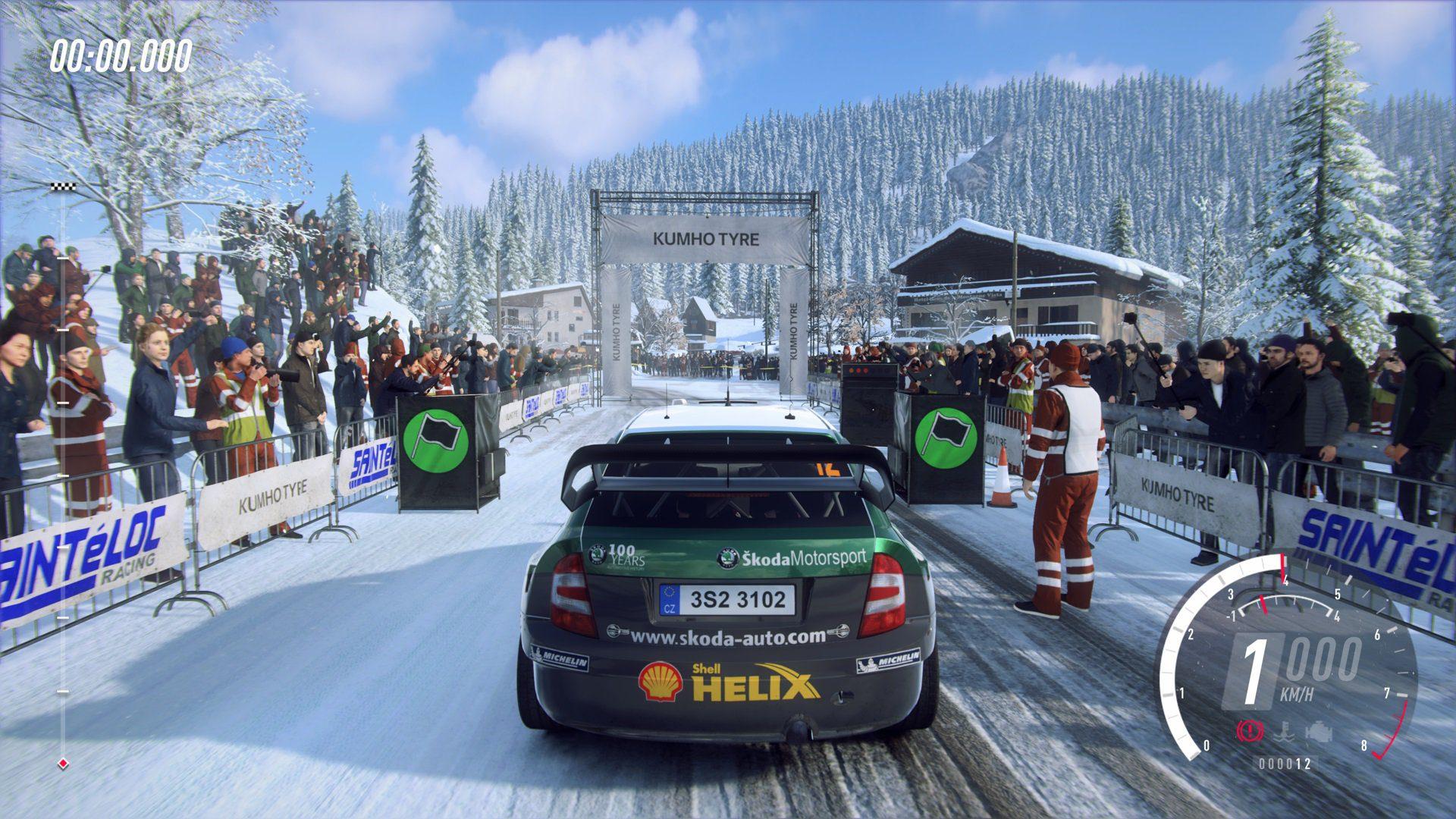 Dirt Rally 2.0 Montecarlo