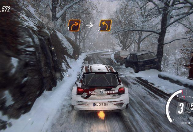 Llega la nieve a DiRT Rally 2.0: Impresiones del Rally de Montecarlo