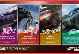 Mas de 3 GB de actualización para Forza Horizon 4: Más modos y más coches gratis