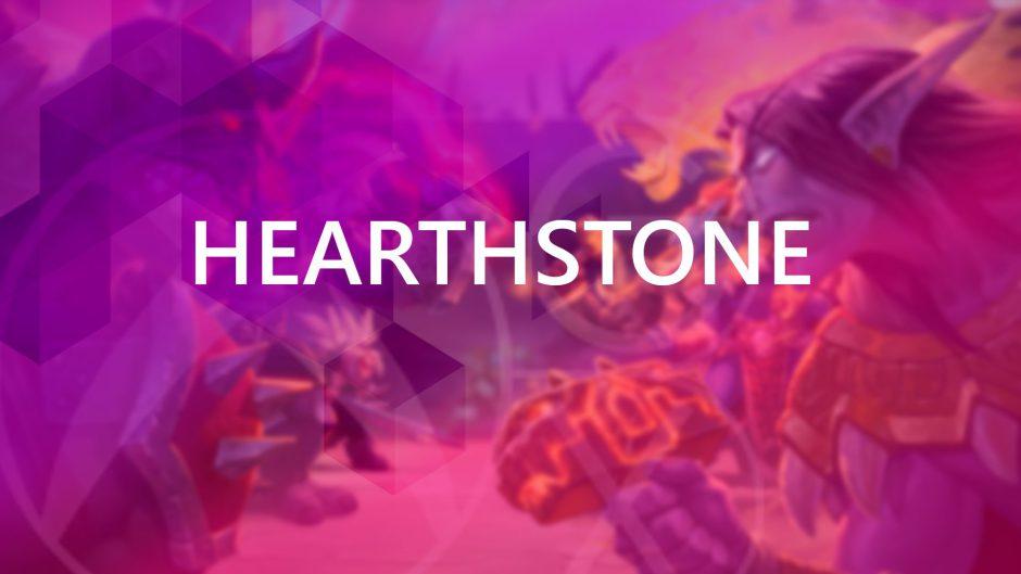 Hearthstone,¿Será suficiente El Auge de Las Sombras?