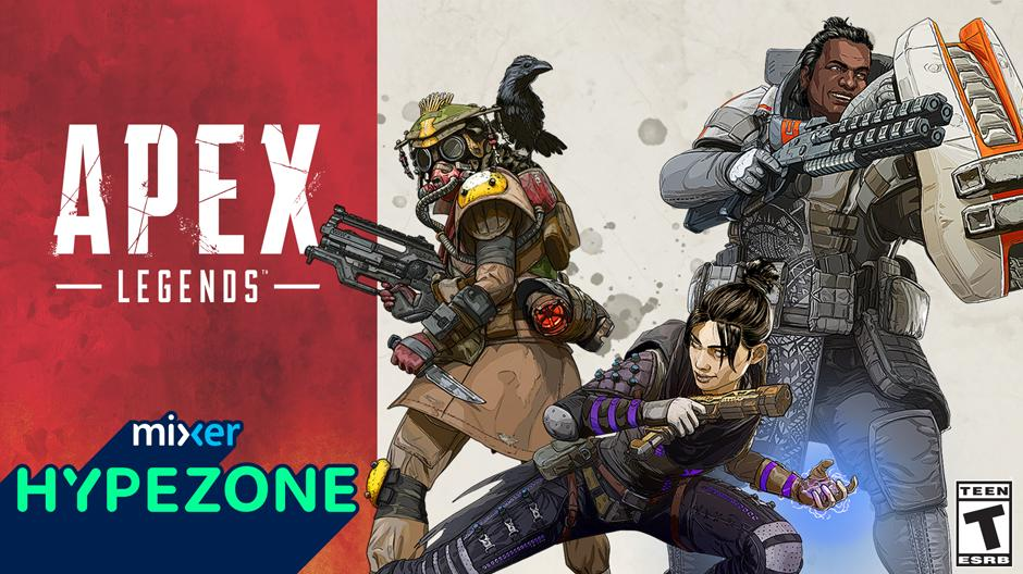 Apex Legends Hype Zone