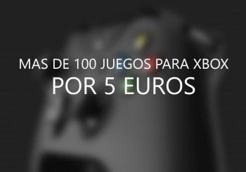 Aquí tienes más de 100 juegos para Xbox One por menos de 5 euros