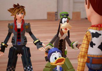 Kingdom Hearts III muestra un espectacular trailer stop-motion de Toy Story