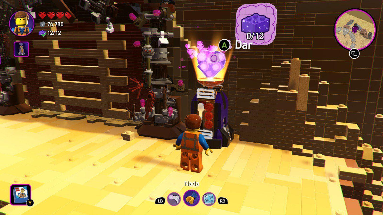 La Lego Pelicula 2: El videojuego