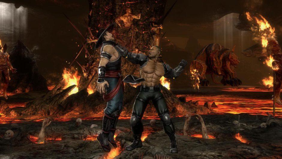 Mortal Kombat 9 podría ser retrocompatible próximamente