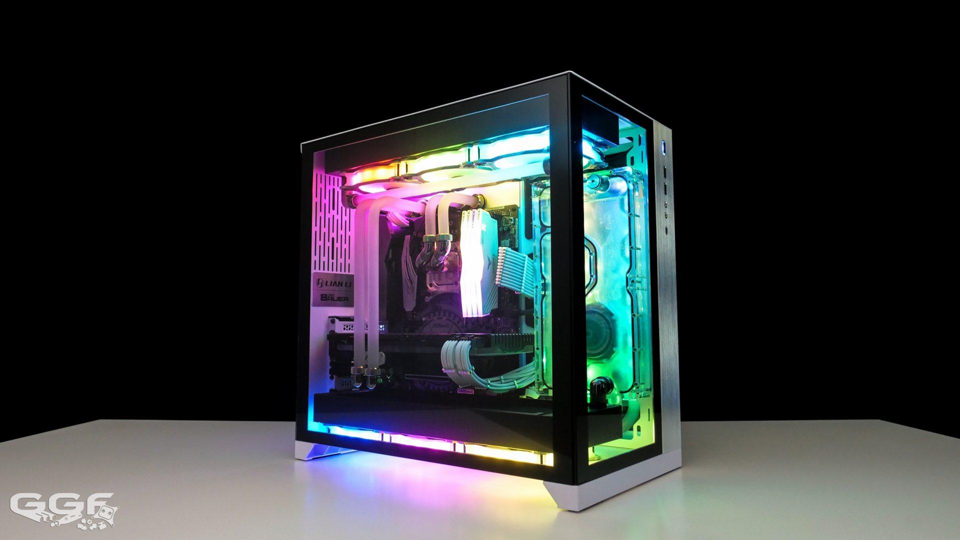 PC-01 dynamic caja ara PC