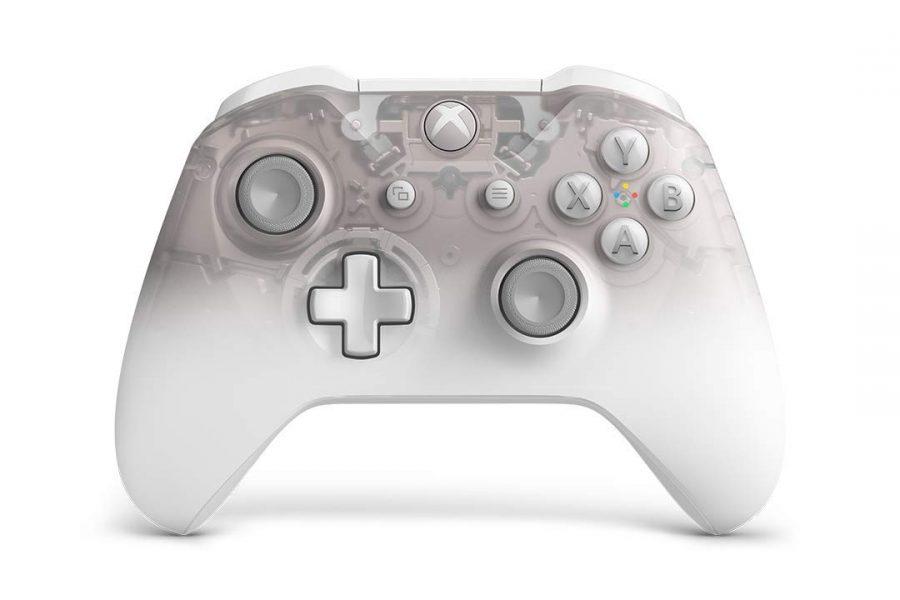 [Inside Xbox] Anunciado el Phantom White Controller para Xbox y PC