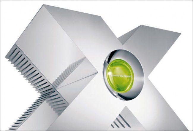 Xbox Original Prototipo