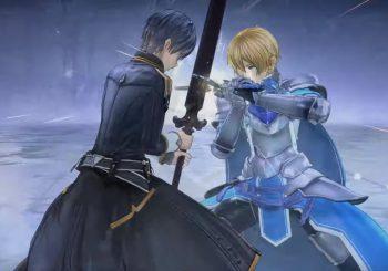 Trailer de anuncio de Sword Art Online Alicization Lycoris