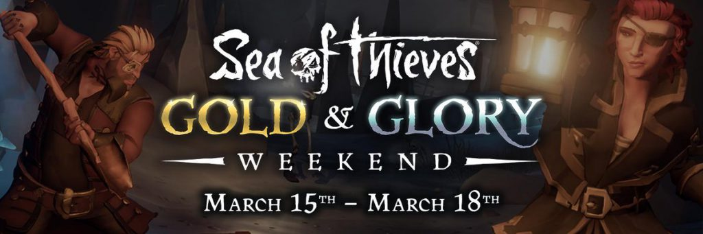 Sea of Thieves Gold & Glory