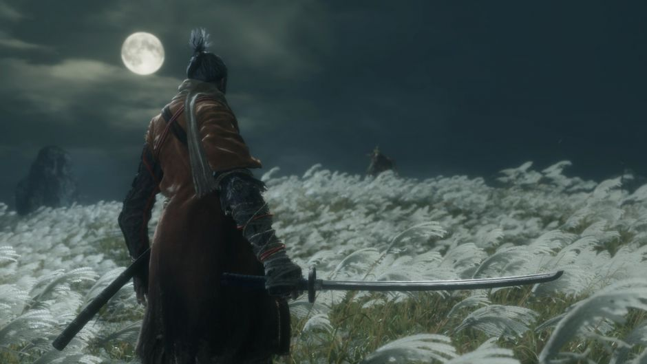 Sekiro's new and impressive figure