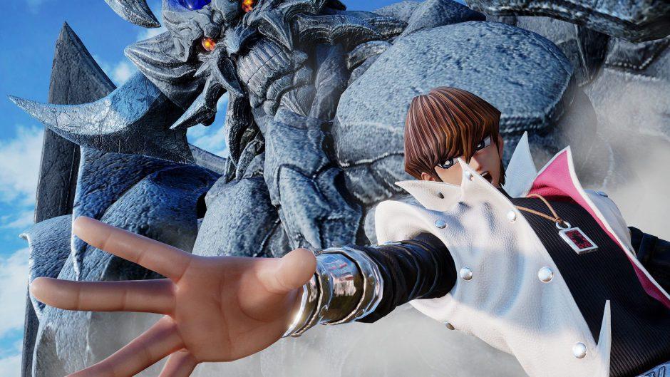 Seto Kaiba de Jump Force se muestra en nuevas imágenes