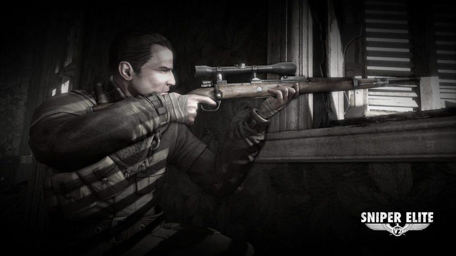 Un trailer del nuevo Sniper Elite V2 Remastered aparece fugazmente