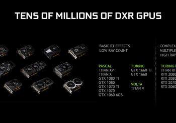 [GTC 19] NVIDIA dará soporte Ray Tracing a las tarjetas gráficas de la familia GTX