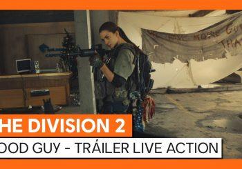Ubisoft presenta el nuevo trailer de acción real de The Division 2