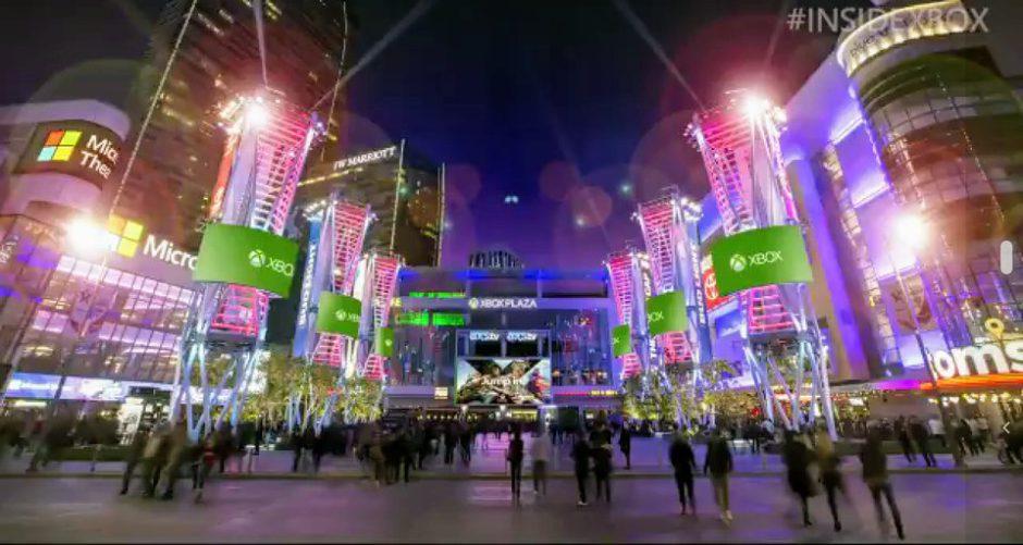 Xbox Plaza será el nuevo nombre de la Microsoft Square de L.A.