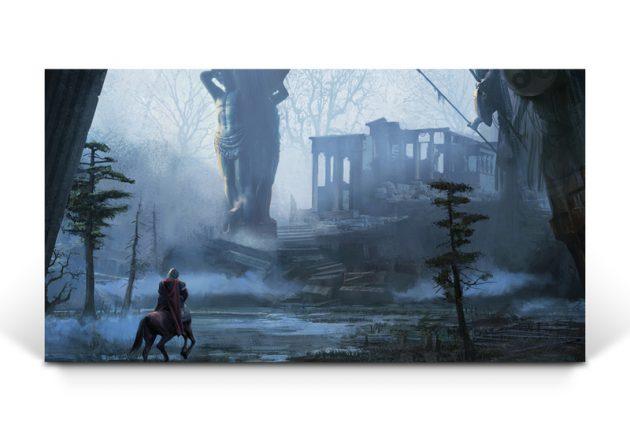 Ubisoft abre una nueva tienda donde comprar sus conceptos de arte