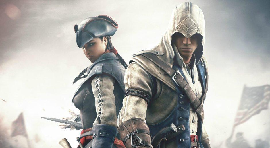 Comparativa gráfica del remaster de Assassins Creed Liberation con el juego original