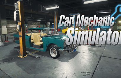 Análisis de Car Mechanic Simulator